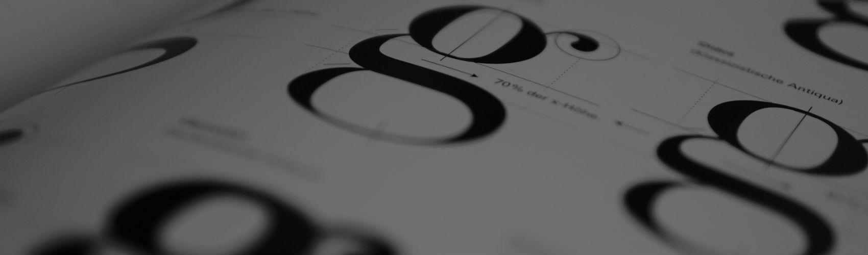 Choosing the Right Print Media Fonts